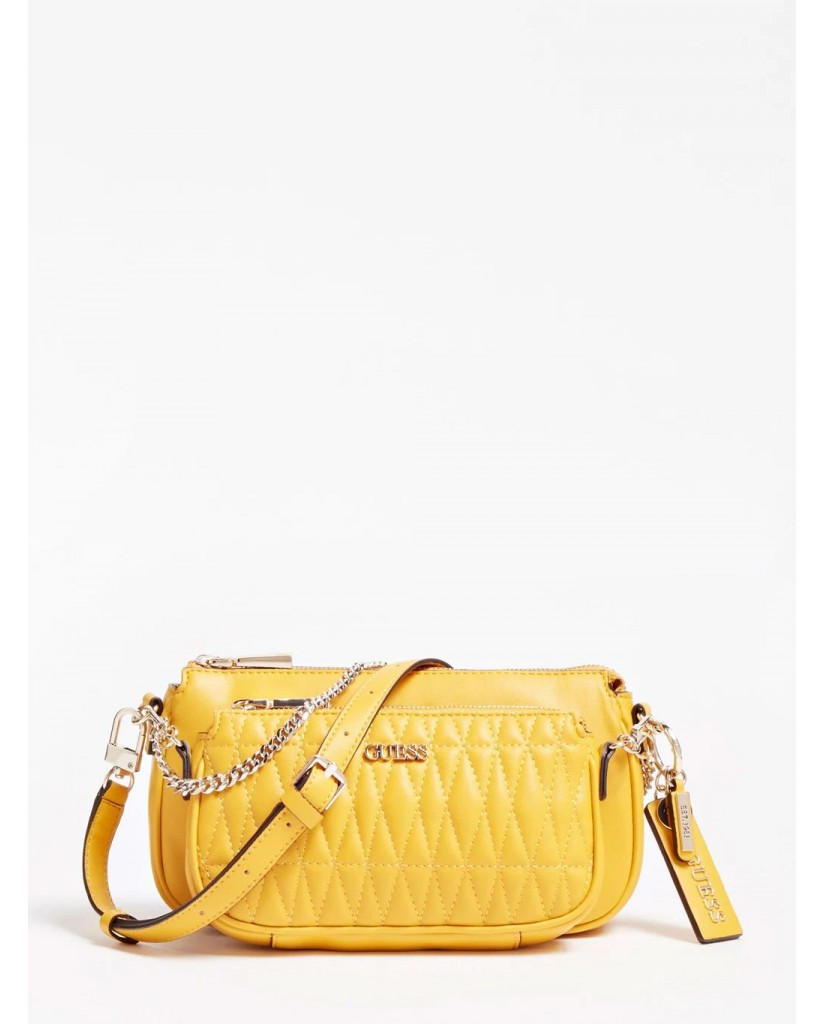 Guess Tracolle   Arie double pouch crossbody Donna Fashion