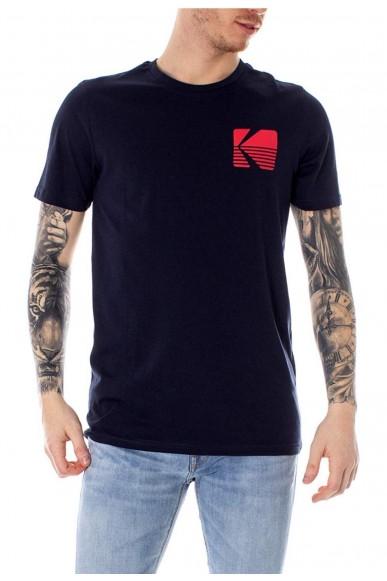 Jackejones T-shirt   Jorsnap tee ss crew neck Uomo Blu