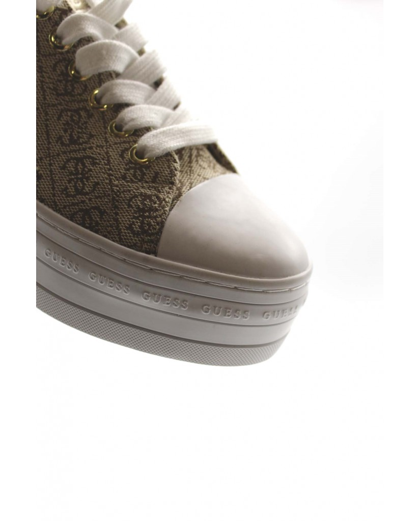 Guess Sneakers F.gomma Brigs5/active lady/fabric Donna Marrone Fashion