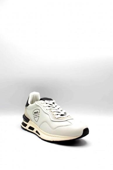 Blauer Sneakers F.gomma Hiloxl02 Uomo Bianco Fashion