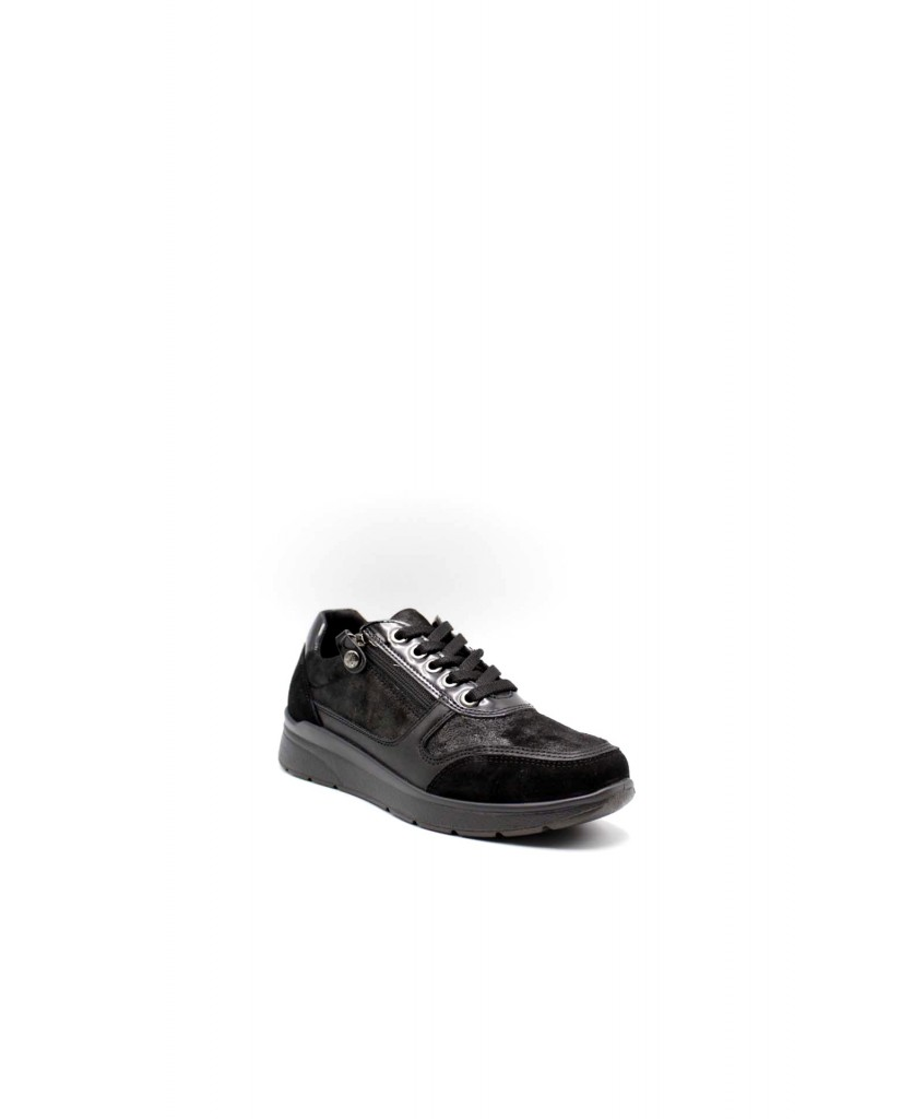 Enval soft Sneakers F.gomma D af 62792 Donna Nero Casual