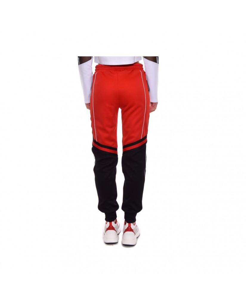 Gaelle paris Pantaloni   Pantalone Donna Rosso Fashion