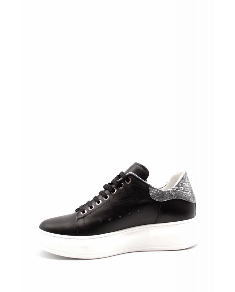 Brando Sneakers F.gomma Made in italy brd3 Donna Nero Fashion