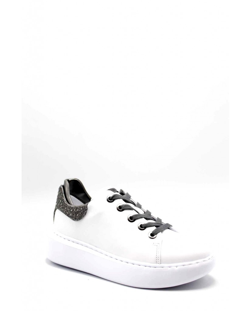 Guess Sneakers F.gomma Braylin2/active lady/leather Donna Bianco Fashion