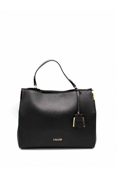 Liu.jo Borse   Shopping bag Donna Nero Fashion