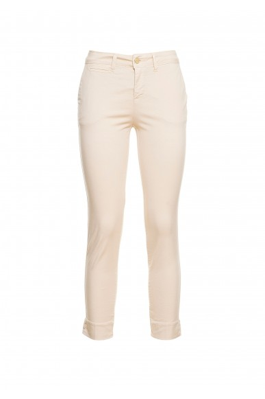 Fracomina Pantaloni   Chinos pant safari Donna Beige Fashion