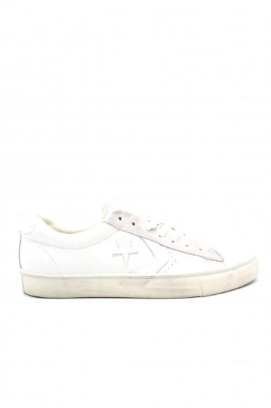 Converse Sneakers F.gomma Pro leather vulc Uomo Bianco Sportivo