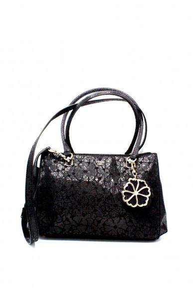 Guess Borse - Jayne girlfriend satchel hwsg69 61090 ss18 Donna Nero Fashion