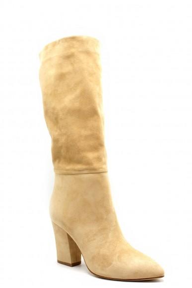 Ovye Stivali F.gomma 9274 Donna Beige Fashion