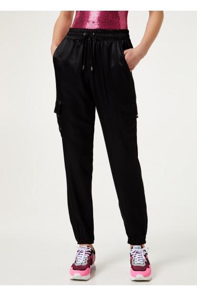 Liu.jo Pantaloni   Pants Donna Nero Fashion