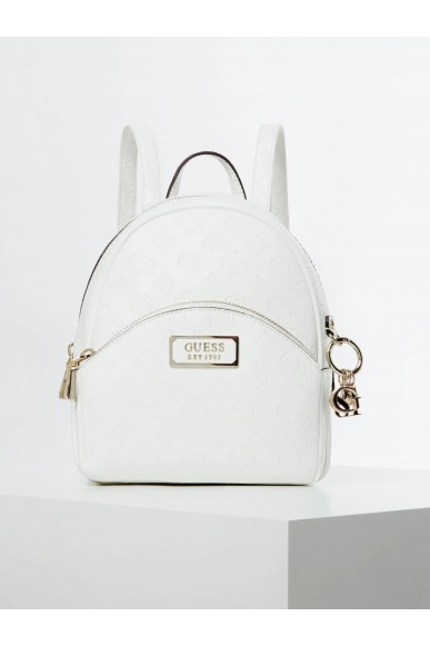 Guess Backpacks   Logo love bradyn backpack Donna Avorio Fashion