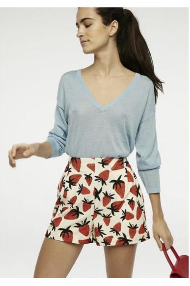 Compagnia fantastica Shorts   Sp20han80 Donna Fantasia1 Fashion