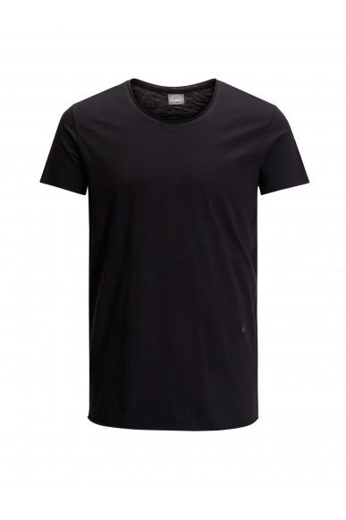 Jackejones T-shirt Uomo Nero Casual