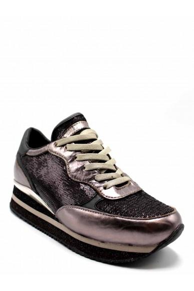 Crime london Sneakers F.gomma Donna Bordo' Fashion