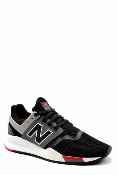 New balance Sneakers F.gomma 247fb Uomo Nero Sportivo