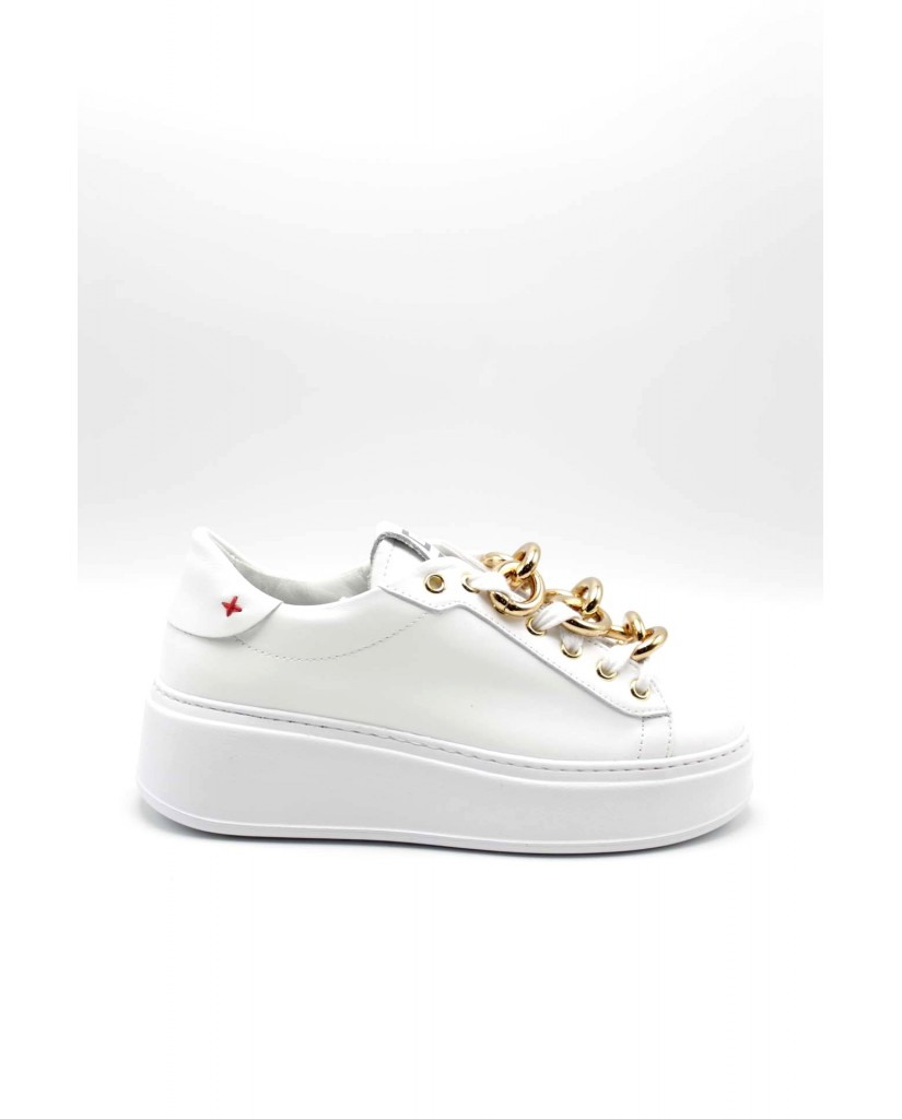 Gio+ Sneakers Donna Bianco