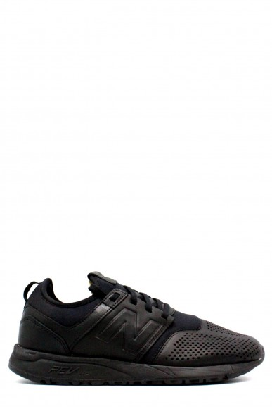 New balance Sneakers F.gomma 39-46 247 Uomo Nero Sportivo