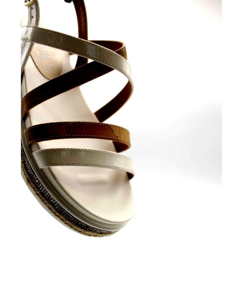 1^classe  Sandali F.gomma 0904 1195 Donna Bianco Fashion
