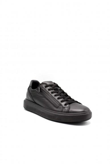 Igieco Sneakers F.gomma Ume 61338 Uomo Nero Casual
