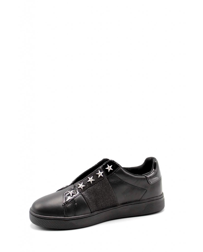 Guess Sneakers F.gomma Rush/active lady/leather Donna Nero Fashion