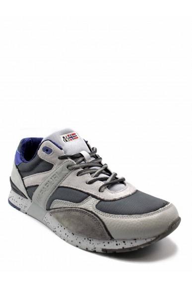Napapijri Sneakers F.gomma Rabari Uomo Grigio Casual