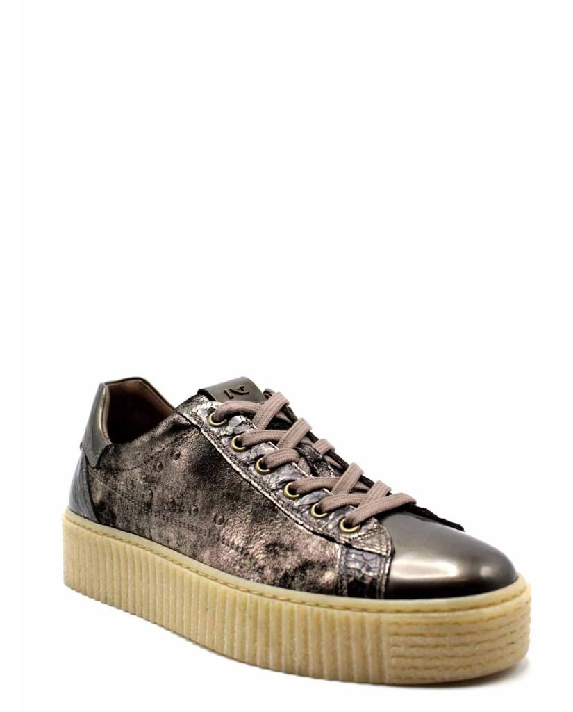 24bcfbfc13 Nero giardini Sneakers F.gomma Dafne brandy crack 030 bronzo monet ...