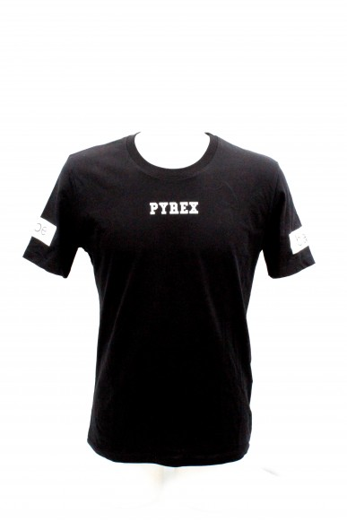 Pyrex T-shirt   Unisex Nero Fashion