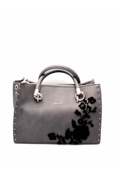 Liu.jo Borse   Shopping bag Donna Grigio Fashion