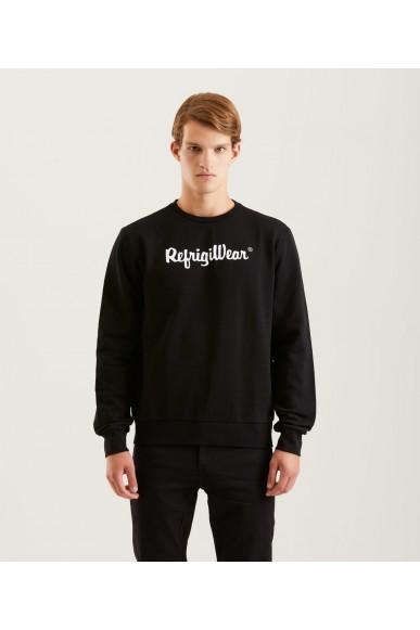 Refrigiwear Maglioni   Copley sweater Uomo Nero Fashion