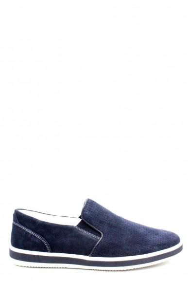 Igieco Slip-on   1108811 made in italy Uomo Blu Fashion