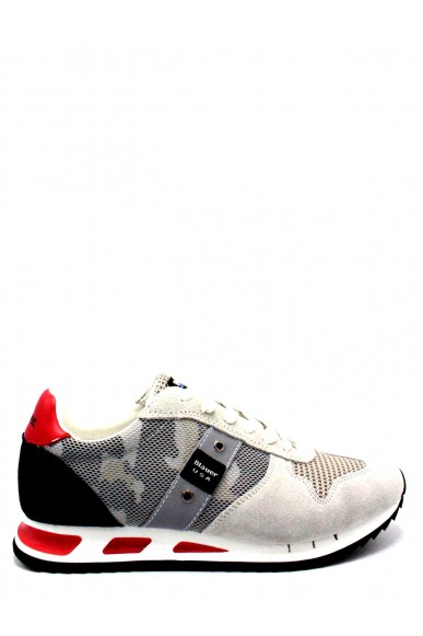 Blauer Sneakers   8s memphis 02 Uomo Grey Fashion