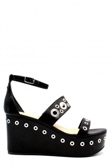 Guess Sandali   Niomi/sandalo (sandal)/leather Donna Nero Fashion