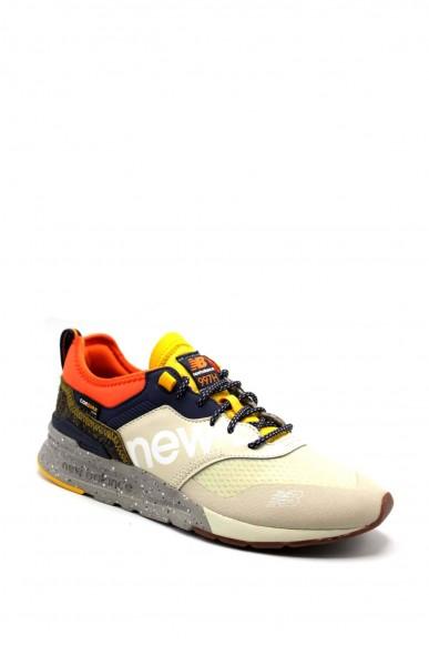 New balance Sneakers F.gomma Nbcmt997 Uomo Grigio Fashion