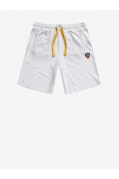 Blauer Pantaloni   Felpa pantalone Uomo Bianco Fashion