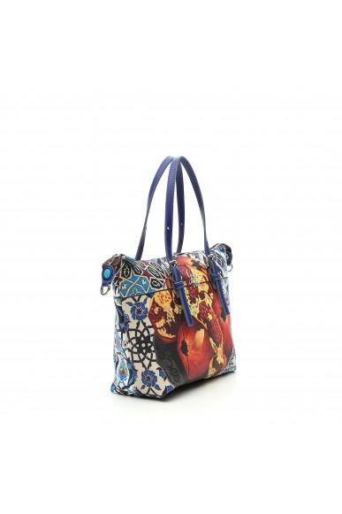 Gabs Borse 38x0x29 Goldie piatta trasf. studio print Donna 367 - melograno Fashion
