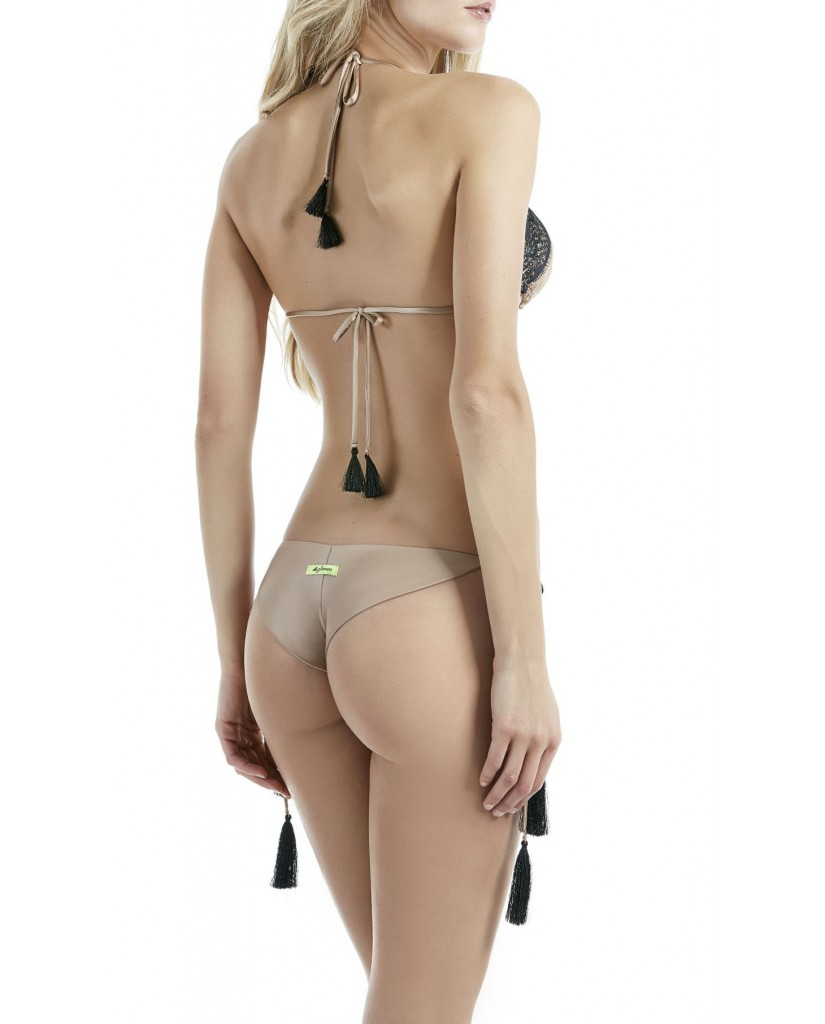 4giveness Costumi S/l lace in pool Donna Beige
