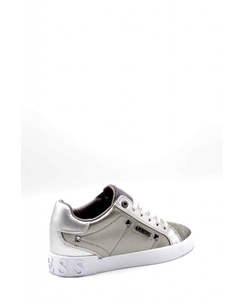 Guess Sneakers F.gomma Puxly3/active lady/leather lik Donna Grigio Fashion