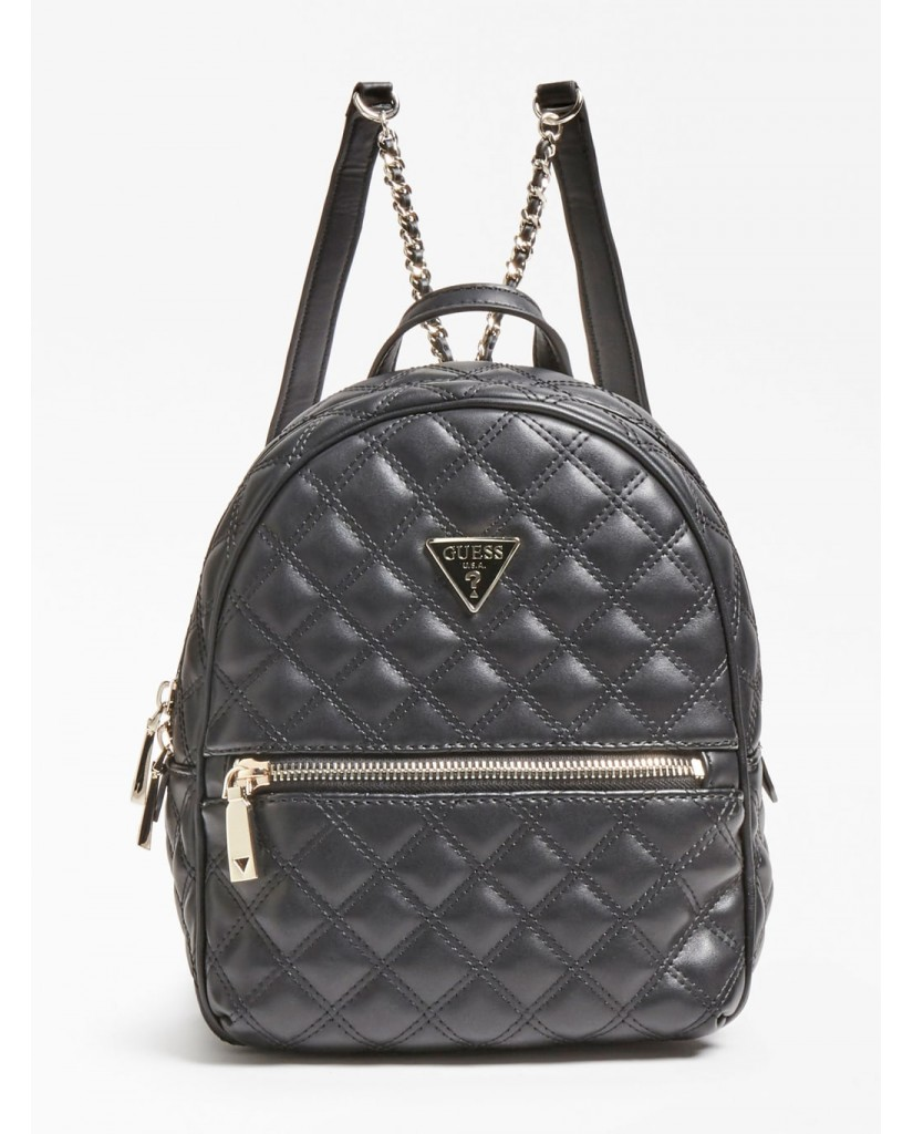 Guess Tracolle   Cessily backpack Donna Nero Fashion