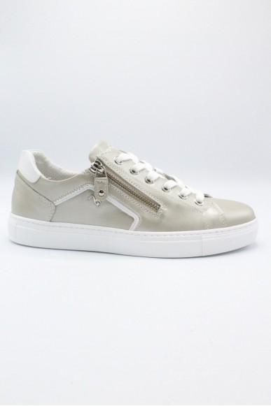 Nero giardini Sneakers F.gomma Paradise perl.savana tigri bianco t Donna Savana Sportivo