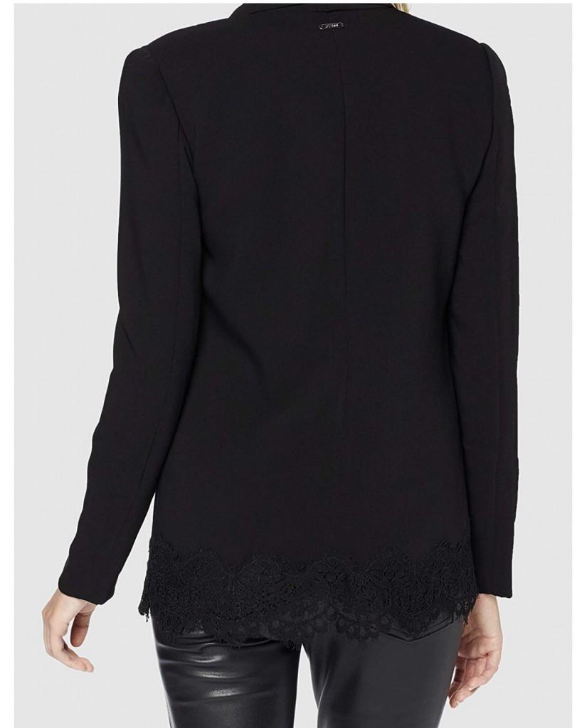 Guess Giacche   Anika blazer Donna Nero Fashion