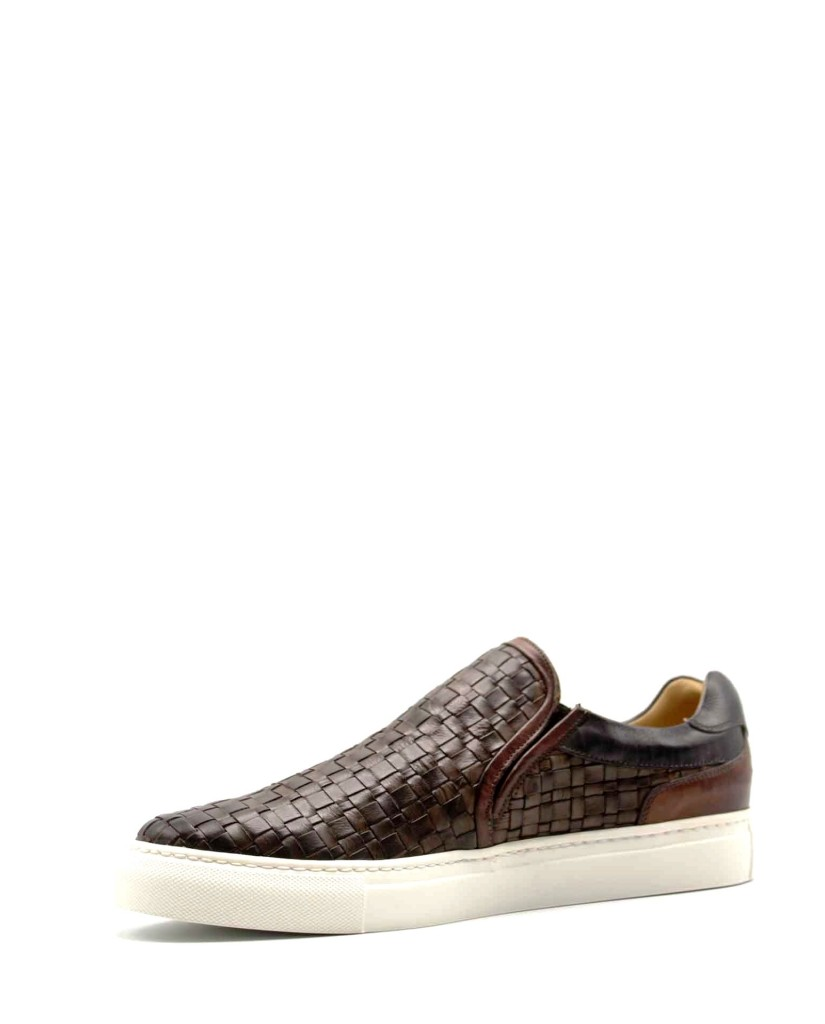 Brecos Slip-on F.gomma 40-45 Uomo Marrone Fashion