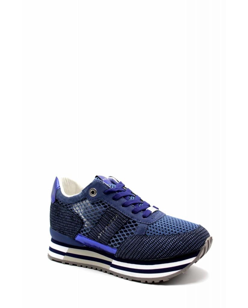 Ape pazza Sneakers F.gomma Riccarda Donna Blu Fashion