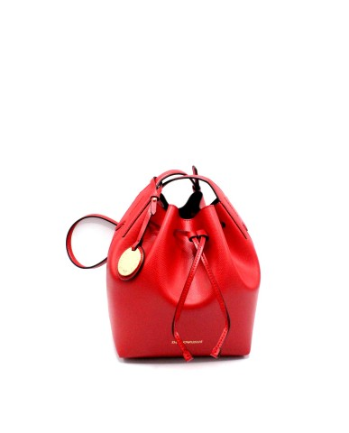 Emporio armani Borse - Bucket bag fancy purp y3e080 yh15a Donna Rosso/nero Fashion