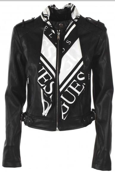 Guess Giacchetti   Jone jacket Donna Nero Fashion