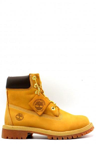 Timberland Stivali F.gomma 6'' waterproof Bambino Giallo Fashion