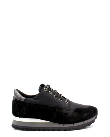 Timberland Sneakers F.gomma 35/41 antwerp air Donna Nero Fashion