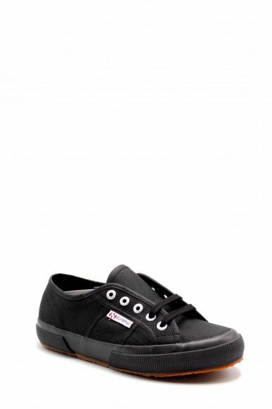 Superga Sneakers F.gomma S000010 Donna Nero Sportivo