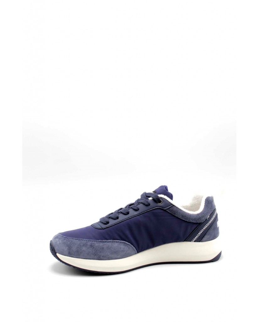 Blauer Sneakers F.gomma Byron01/nyl Uomo Blu Fashion