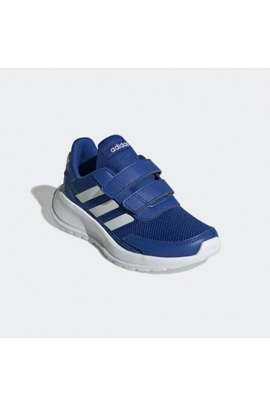 Adidas Sneakers F.gomma Tensaur run c Bambino Blu Fashion