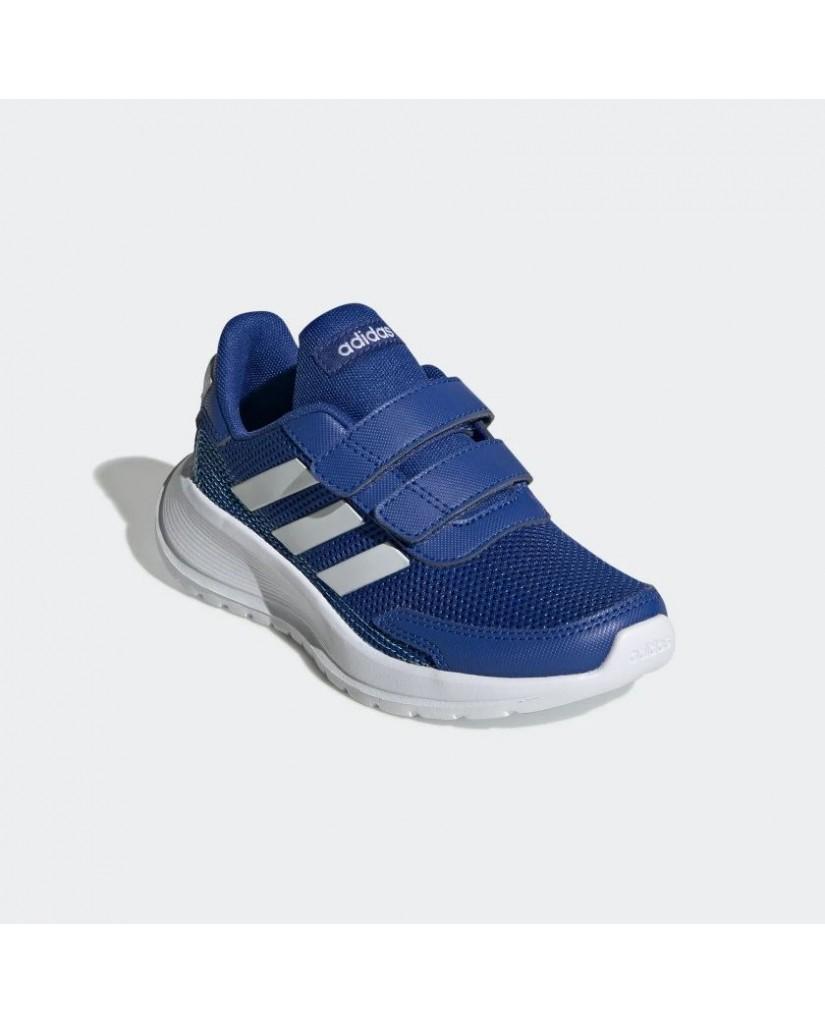 Adidas Sneakers F.gomma Tensaur run c Bambino Blu Fashion